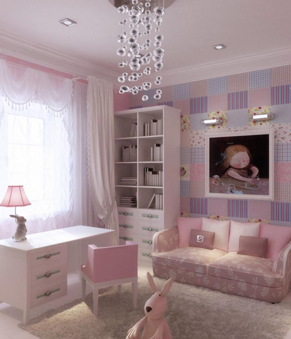 kids-room-baby-room-beautiful-toddler-girls-room-design-with-white-study-desk-and-cozy-mini-sofa-also-white-bookcase-cabinet-and-grey-rug-inspiring-toddler-girls-room-designs-to-your-sweetie