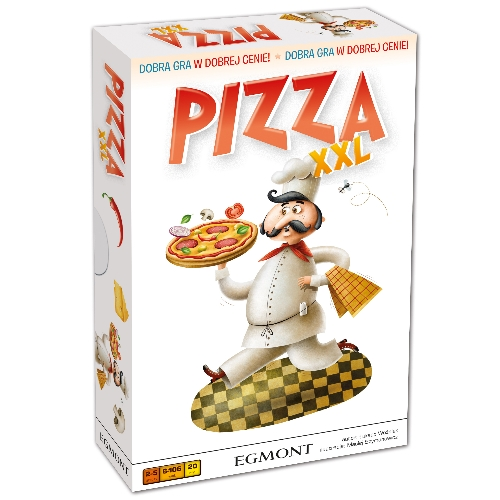 gra Pizza xxl, smyk.com