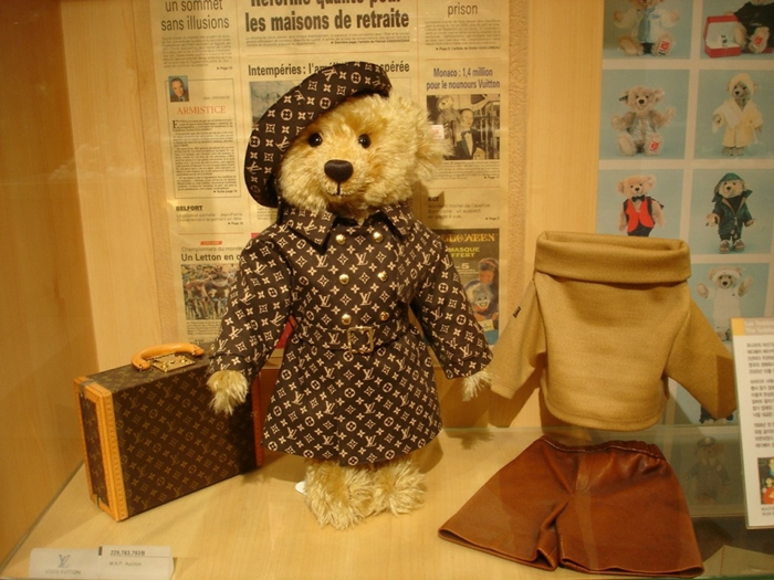 Most-Expensive-Toys-In-The-World-Top-10-Steiff-Louis-Vuitton-Teddy-Bear