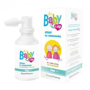 Babycap, spray na ciemieniuchę, 17,99 zł