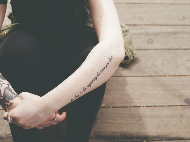 Inspirujące Napisy Na Tatuaż Dla Mamy Mamy Mamompl