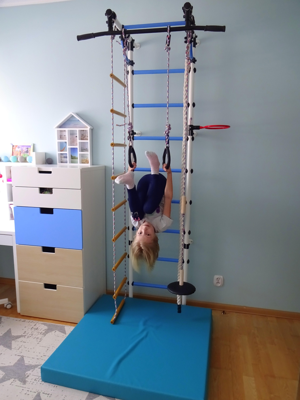 Modish Testujemy drabinki gimnastyczne dla dzieci - Mamy-mamom.pl QC16