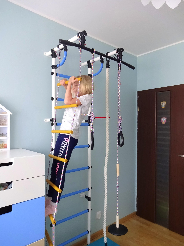 Bardzo dobryFantastyczny Testujemy drabinki gimnastyczne dla dzieci - Mamy-mamom.pl DP58