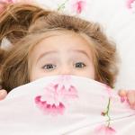 złe sny u dziecka