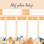 Floral-Class-Schedule