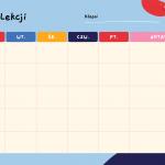Fun-Colorful-Geometric-Student-Teacher-Class-Schedule