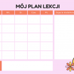 Retro-Stickers-Class-Schedule-Timetable