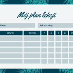Teal-and-White-Tropical-Class-schedule